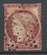 N° 6  NUANCE VOIR DESCRIPTIF. - 1849-1850 Cérès