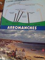 FRANCE Arromanches 1944 Le Port Artificiel N1980 GN21501 - Arromanches