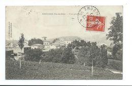 63/ PUY De DOME...BROUSSE. Vue Générale - France