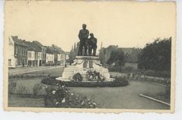 BELGIQUE - SOIGNIES - Le Monument Aux Morts (1957) - Soignies