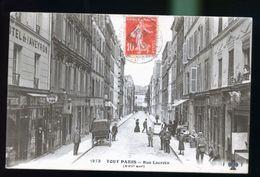PARIS RUE LACROIX    DDDD - Arrondissement: 17