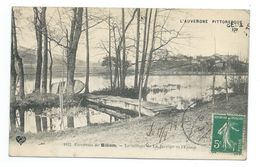 63/ PUY De DOME... Environs De BILLOM. Le Village De LA JARRIGE Et L'Etang - Frankrijk