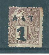 Colonie Timbres D'annam Et Tonkin  De 1888  N°2 Neuf Sans Gomme  Cote 40 € - Annam Et Tonkin (1892)