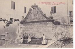 21 POSTAL DE MONTBLANCH DE LA FONT DE LA PLASSA (L. ROISIN) - Tarragona