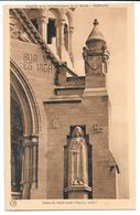 51 - DORMANS - Chapelle De La Reconnaissance De La Marne - Statue De Saint Louis (Séguin, Sculpteur) - Ed. OR - Dormans