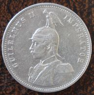 (J) GERMAN EAST AFRICA: Silver Rupee 1906A XF+ (1802) SALE!!!!! - Afrique Orientale Allemande
