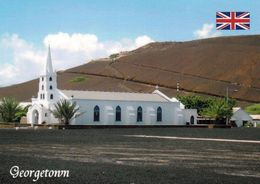 1 AK Ascension Island * St. Mary*s Kirche In Der Hauptstadt Georgetown - Britisches Überseegebiet Im Atlantik - Ascension Island
