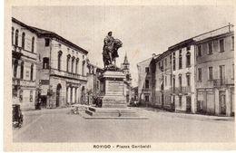 Rovigo - Piazza Garibaldi - - Rovigo
