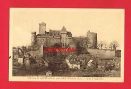[46] Lot >  Château De CASTELNAU Vue D'ensemble - Frankreich