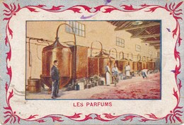Chromo / Petite Image Hachette Les Parfums ( Distillerie ) - Chromos