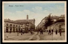 NOVARA - Piazza Cavour - Non Viaggiata - Rif. 01020 - Novara