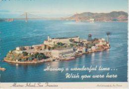 (EUA514) SAN FRANCISCO.  ALCATRAZ ISLAND ... UNUSED - San Francisco