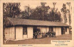 LABRIT - Fabrique D' Enveloppes De Paille - Joseph DUPUCH - Landes - 40 - Labrit
