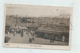 Ryde (Royaume-uni, Isle Of Wight) : The Shop Of The Pier Ein 1910 (lively) PF. - Angleterre
