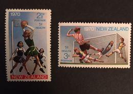 New Zealand 1970 Health - New Zealand