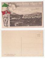 GORIZIA REDENTA 9 AGOSTO 1916 - PANORAMA - EDIZ. ALTEROCCA ( 947 ) - Gorizia