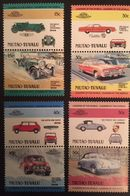 Tuvalu Classic Automobiles 1984 - Tuvalu