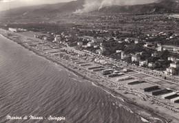 CARTOLINA - POSTCARD - MASSA - MARINA DI MASSA  - SPIAGGIA - Massa