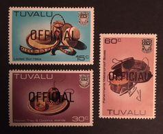 Tuvalu 1984 Official - Tuvalu
