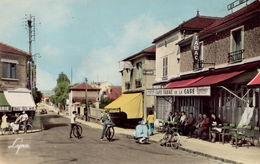 FRANCONVILLE : Le Café-Tabac De La Gare - Franconville