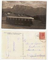 COLLALBO ( RENON / BOLZANO ) TRENO - FOTO FRANZL - 1950s ( 953 ) - Trento