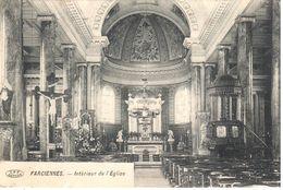 Farciennes - CPA - Intérieur De L'Eglise - Farciennes