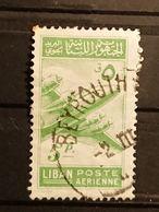 Liban - YT PA 82 Poste Aerienne - Oblitéré - Líbano