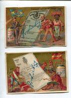 Consultat Espagne Et Bahia - Liebig