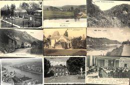 Province De Namur - Lot Sélectionné De 96 Cartes PK's (animée, Précurseur,  Peu Vue...) - Cartes Postales