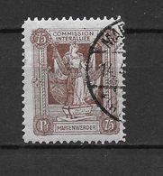 """LOTE 1628  ///  (C032) ALEMANIA    SECTORES DE COORDINACION  CON FECHADOR DE """"MARIENBURG"""" - Alemania"""