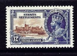 Straits Settlements 215 MNH 1935 From KGV Silver Jubilee Set - Non Classés