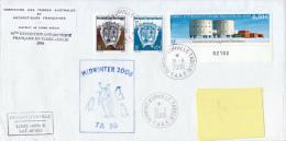 Expédition Antarctique Française En Terre Adélie 2006  - Dumont D'Urville, Midwinter Concordia - Terres Australes Et Antarctiques Françaises (TAAF)