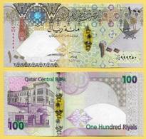 Qatar 100 Riyals P-26 2007 UNC - Qatar