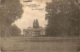Gooreind : Château -- Vue Derrière - Wuustwezel