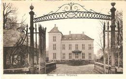 Hove : Kasteel Wijninck - Hove