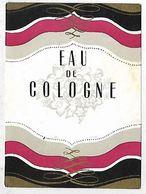 PUBLICITE - EAU DE COLOGNE - Werbepostkarten