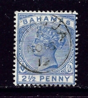 Bahamas 28 Used 1884 Issue - Bahamas (...-1973)
