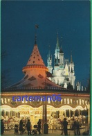 Etats-Unis - Orlando - Walt Disney World - Castle And Carousel - Orlando