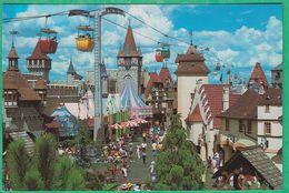 Etats-Unis - Orlando - Walt Disney World - Skyway Over Fantasyland - Orlando