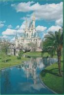 Etats-Unis - Orlando - Walt Disney World - Fairy-Tale Castle - Orlando