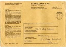 Austria, Bulk Cover Used By United Nations Vienna, UN Postmark 1989 - Centre International De Vienne