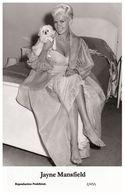 JAYNE MANSFIELD - Film Star Pin Up PHOTO POSTCARD - 2-455 Swiftsure Postcard - Postcards