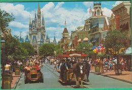 Etats-Unis - Orlando - Walt Disney World - Main Street, U.S.A - Orlando
