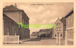 CPA  LEDEGEM HET STATION GARE - Ledegem
