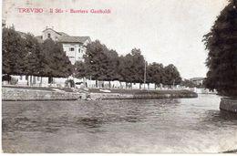 Treviso - Il Sile - Barriera Garibaldi - - Treviso