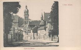 L'Isle-Adam : L'Eglise Saint Martin - L'Isle Adam