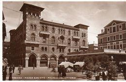 Treviso -Piazza San Vito - Palazzo Del Littorio - - Treviso