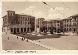 Treviso -Piazzale Della Vittoria - - Treviso