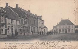 Geel - Gheel - Place Sainte-Dymphne (zie Beschrijving) - Geel