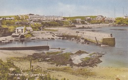 Postcard The Harbour Cemaes Bay My Ref  B11933 - Anglesey